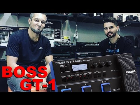 Review: BOSS GT-1