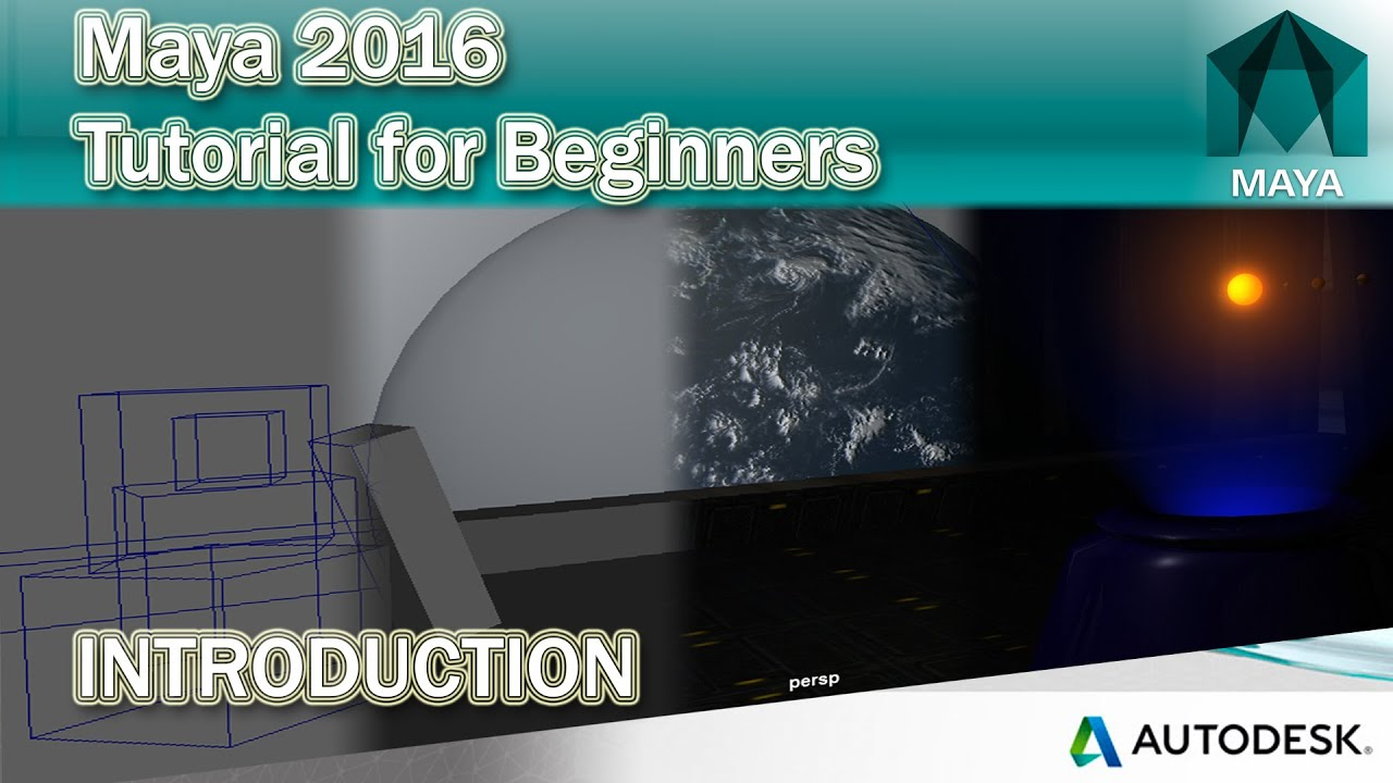 Learn Maya 2016