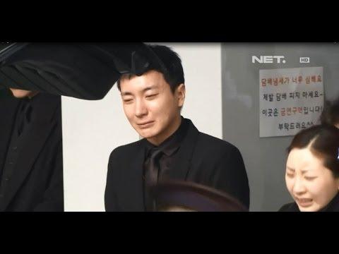 Entertainment News - Pemakaman Ayah, Kakek Dan Nenek Anggota Boyband Korea