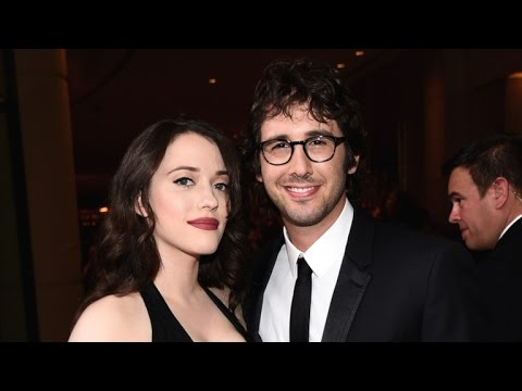 New Couple Alert! Josh Groban Gushes About Girlfriend Kat Dennings