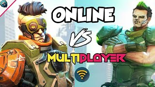 Top 10 Online Multiplayer Games for Android & iOS 2018 Free