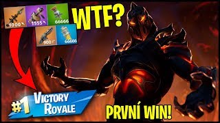 Co to sakra? Epický skin za challenge! | Fortnite Reddit