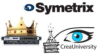 Король цифровой обработки звука Symetrix EDGE