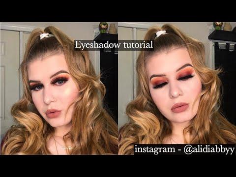 MORPHE X JACLYNHILL PALETTE TUTORIAL #mua #morphebrushes #makeup thumbnail