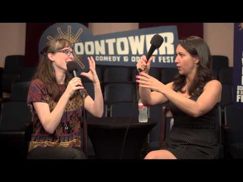 Rachel Feinstein's First Show - Inside Joke from Moontower Comedy Festival in Austin TX