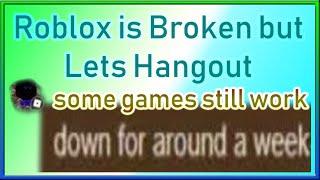 💤 Roblox é quebrado/laggy/down 💤👑 todas as informações em descrição 👑🔴 Roblox transmissão ao vivo 🔴