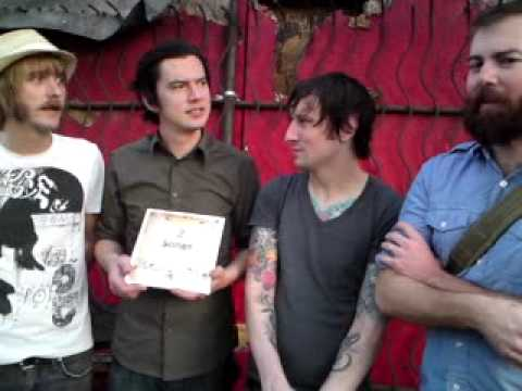 Xtaster interviews These Arms Are Snakes @ SXSW, brought to you by Play Now