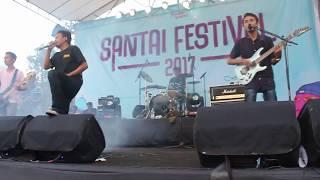 Chord of Sky - Takut Sendiri (Live at Santai Festival 2017)
