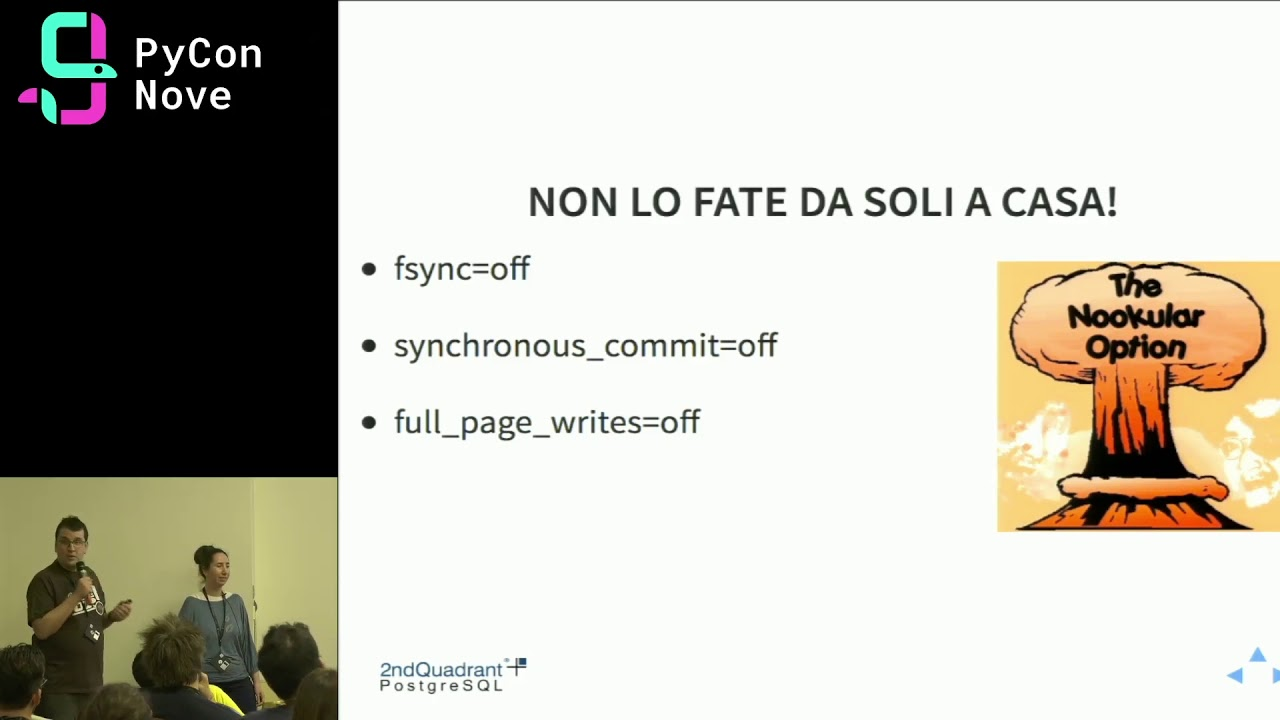 Image from Quando Django incontra PostgreSQL!