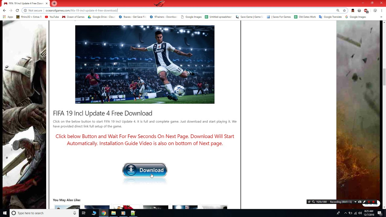 How To Install FIFA 19 ON PC
