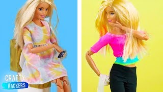 20 Things You Secretly Do When You're Alone | Barbie Edition