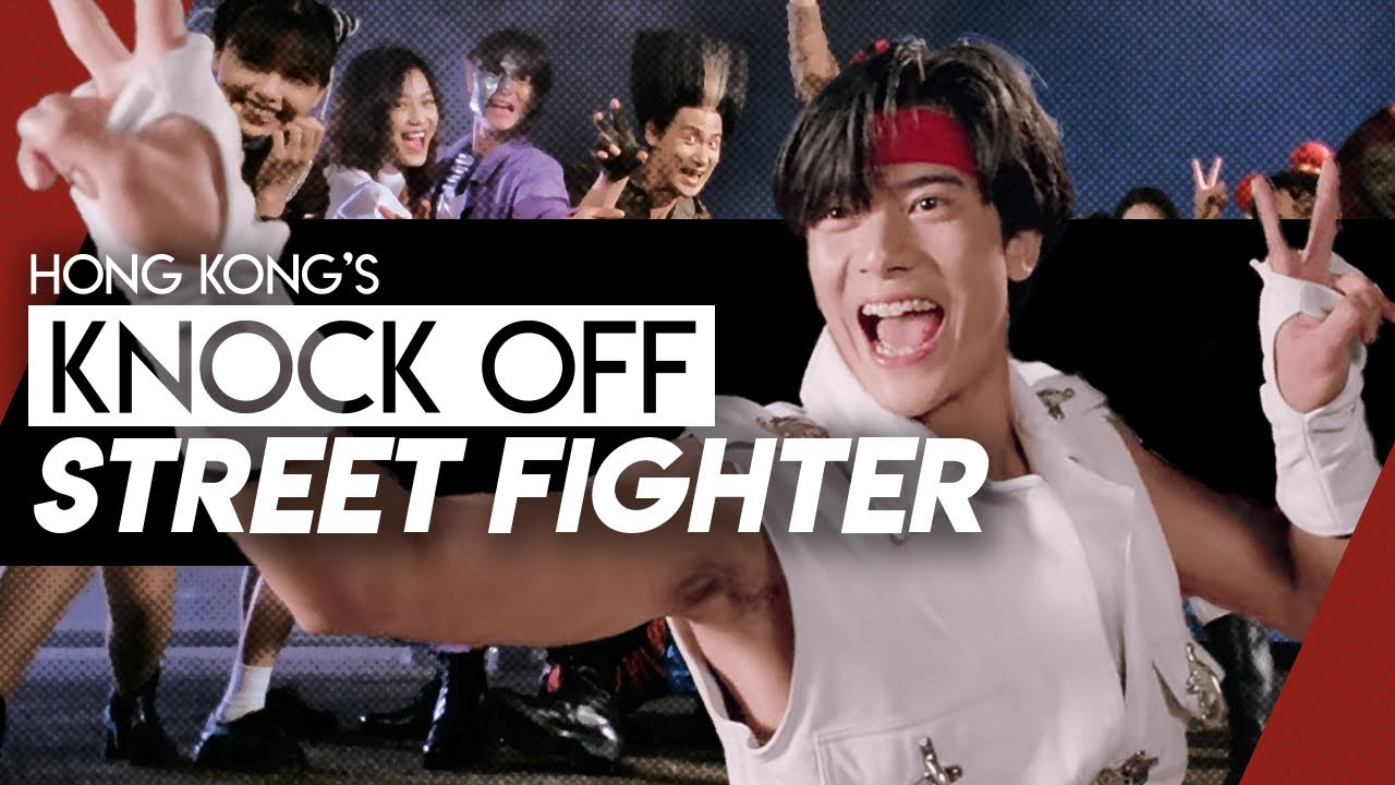 Why You Should Watch Hong Kong's Knock-Off Street Fighter | Video Essay