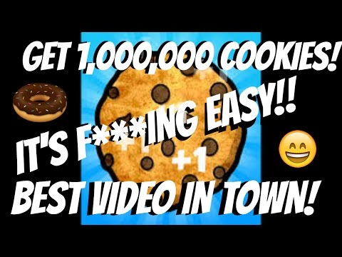 Hack Cookie Clicker: How To Add Cookies And Make Infinity Cookies By Hacking Cookie Clicker!