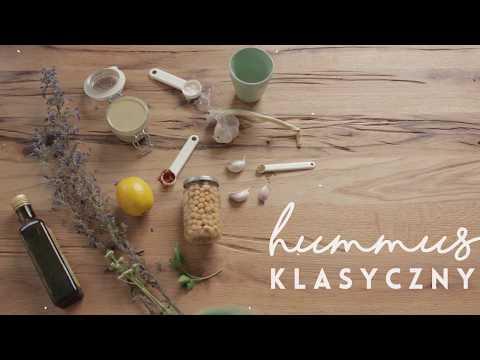 Hummus klasyczny z biogo.pl