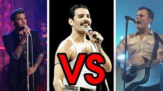 Freddie Mercury vs Adam Lambert vs Marc Martel: Somebody To Love