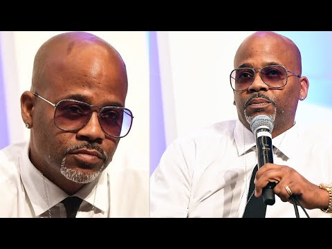 Damon Dash Performs His New Rock Song W/ Group, Legal Issues, Genius Or Desperate?