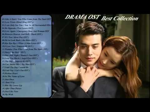 My Top 20 SAD / HEARTBREAKING Korean Drama OST's (2004-2012) - YouTube
