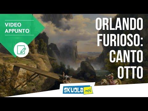 Orlando Furioso: Canto 8