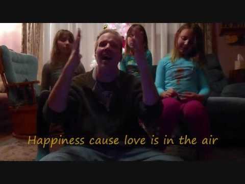 MERRY CHRISTMAS HAPPY HOLIDAYS 'N SYNC - DEAF ASL SIGN LANGUAGE