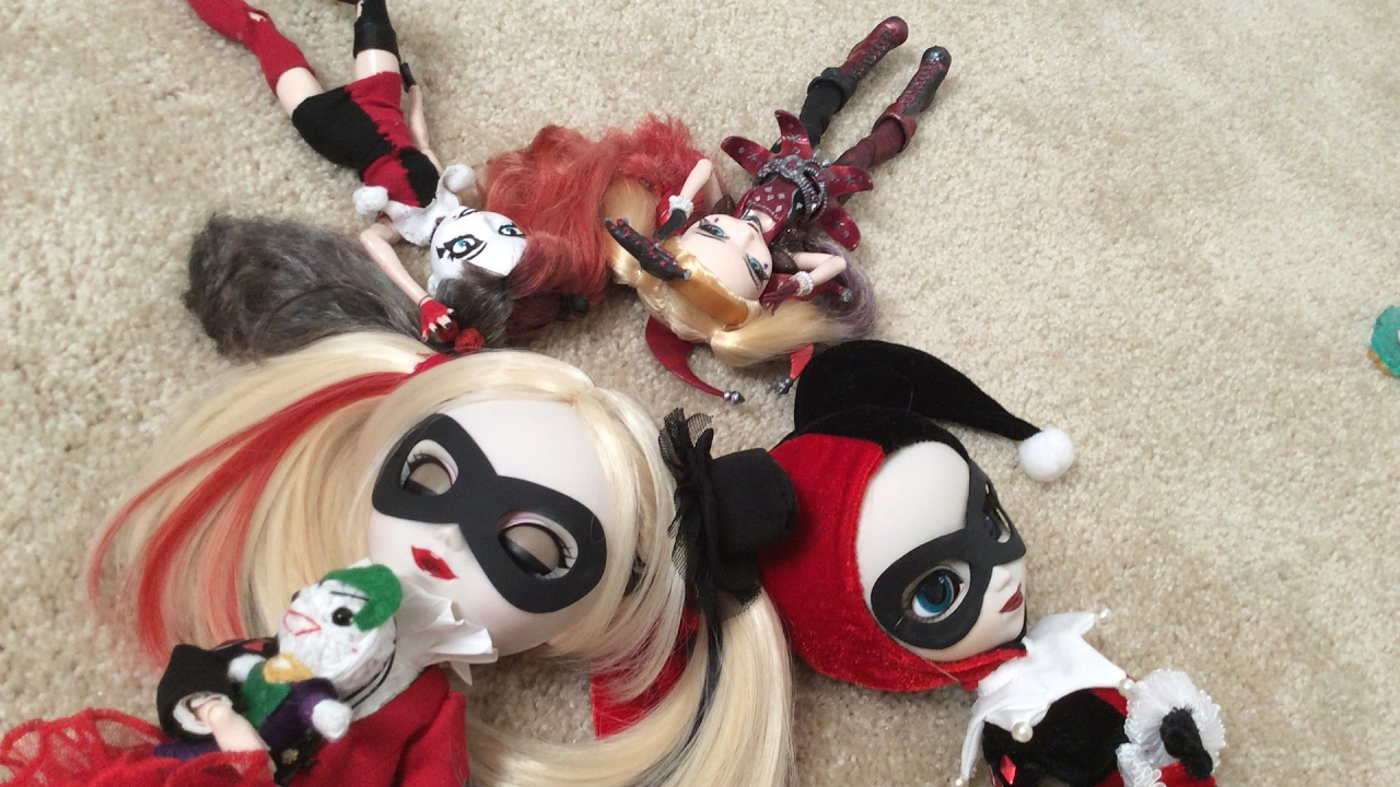 The Harley Quinn Vlog Everyone Has Actually Asked For Youtube