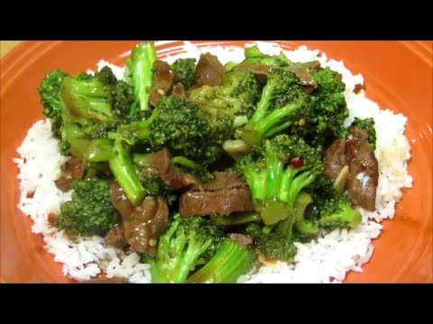 Beef and broccoli easy chinese food recipe youtube forumfinder Choice Image