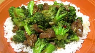 Beef and Broccoli - Easy Chinese Food Recipe