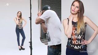 Praktische Posing-Tipps - Blende 8 - Folge 121