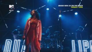 Dua Lipa - Be The One (Live from the MTV LIVE STAGE)