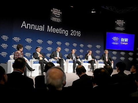 Davos 2016 - China's Business Context