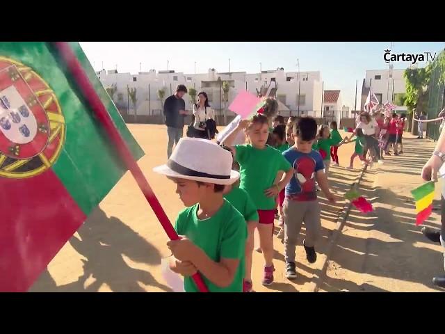 Olimpiadas Escolares del CEIP Juan Díaz Hachero de Cartaya