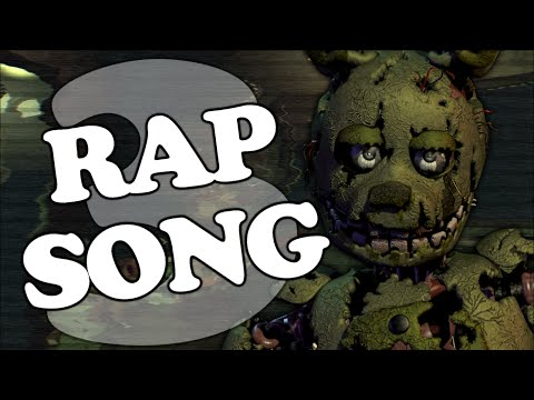 FIVE NIGHTS AT FREDDY'S 3 RAP SONG (feat. MandoPony) -