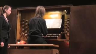 J.S.Bach. Es ist das Heil uns kommen her. BWV 638.