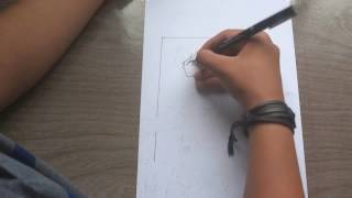 Speed Drawing Erza Scarlet (Fairy Tail)-Especial dia das mulheres
