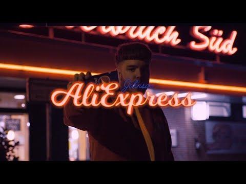 Johnson - AliExpress (Prod. 808milli)