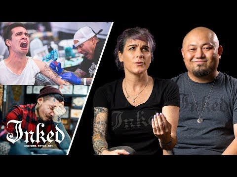 What Shouldn't You Say to a Tattoo Artist? | Tattoo Artists Answer