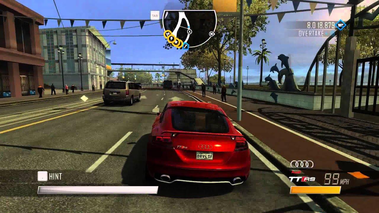 Audi Tt Rs Game: Audi TT RS Coupe (2010)