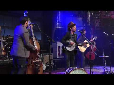 Good The Avett Brothers Laundry Room Live On Letterman Part 10
