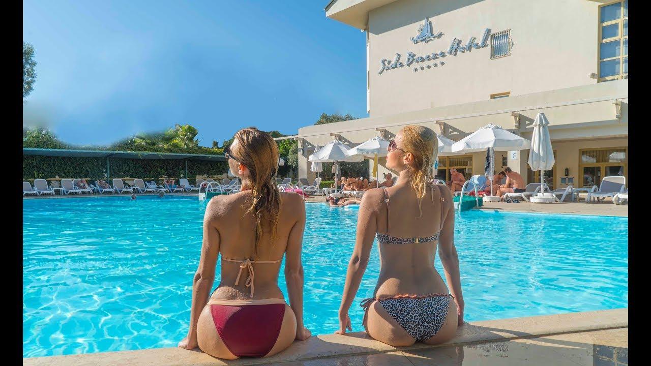Side Breeze Hotel - Side / Antalya