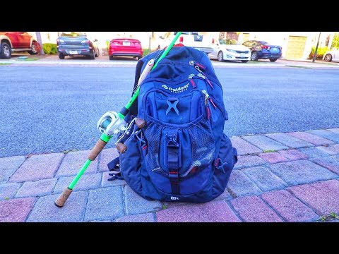 Is This THE BEST Tackle Bag UNDER $30?? BEST Affordable Tackle Bag!
