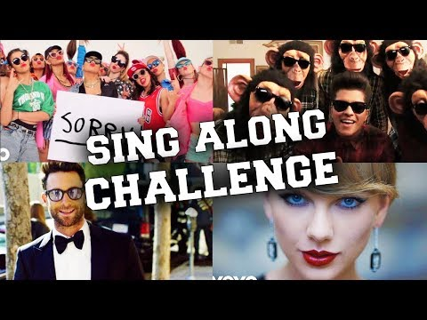 Thumbnail: Try Not to Sing Along Challenge !!! - IMPOSSIBLE !!!
