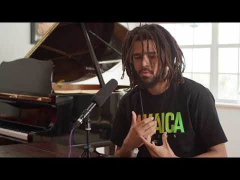 J. Cole talks about having to step away from Social Media (J.Cole x Angie Martinez Interview)