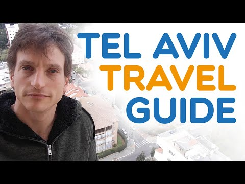 Tel Aviv Travel guide - All you need to know when visiting Tel Aviv