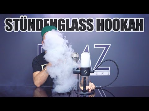 Stündenglass Gravity Hookah | First Look (2020)