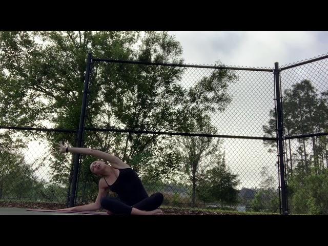 FREE Online Yoga - Day 3