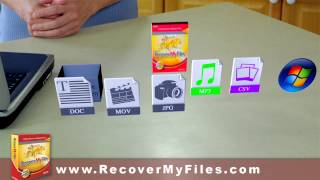 How to Recover my Files