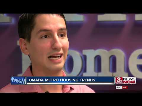 Housing market trends in the Omaha area