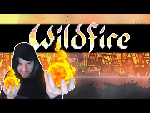 Wildfire - Sick Burns Bruh! - Let's Play Wildfire Gameplay