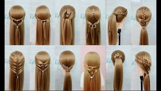 Top 30 Amazing Hair Transformations | Beautiful Hairstyles Compilation 2018  | part 1