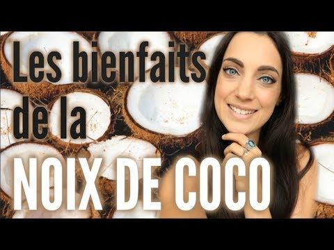 La Minut'Veggie #3 - Les bienfaits de la NOIX DE COCO