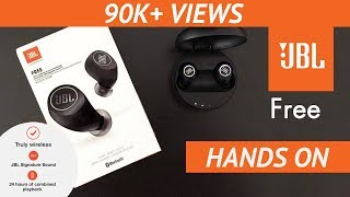 JBL FREE HANDS ON | QUICK REVIEW | WIRELESS EARBUDS